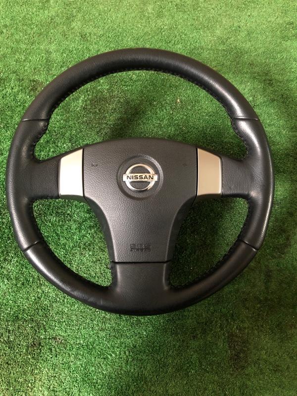 Руль Nissan Skyline V35 (б/у)