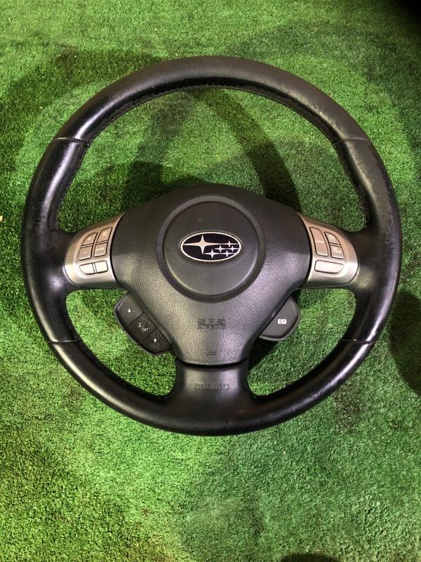 Руль Subaru Outback BP9 (б/у)