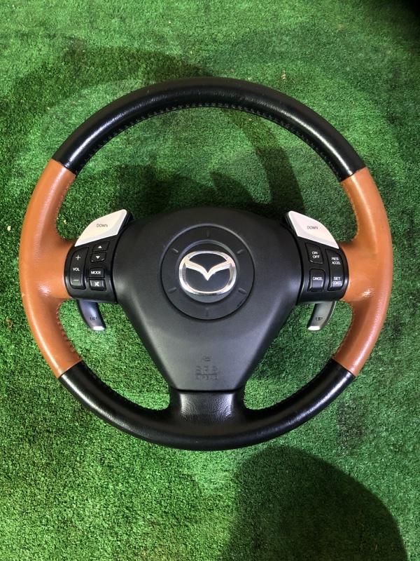 Руль Mazda Rx8 SE3P (б/у)