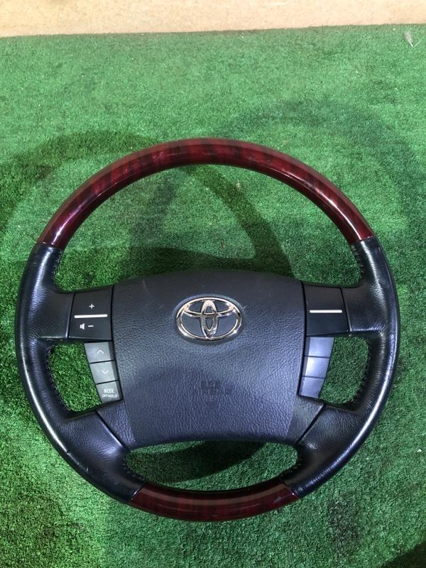 Руль Toyota Mark X GRX125 (б/у)