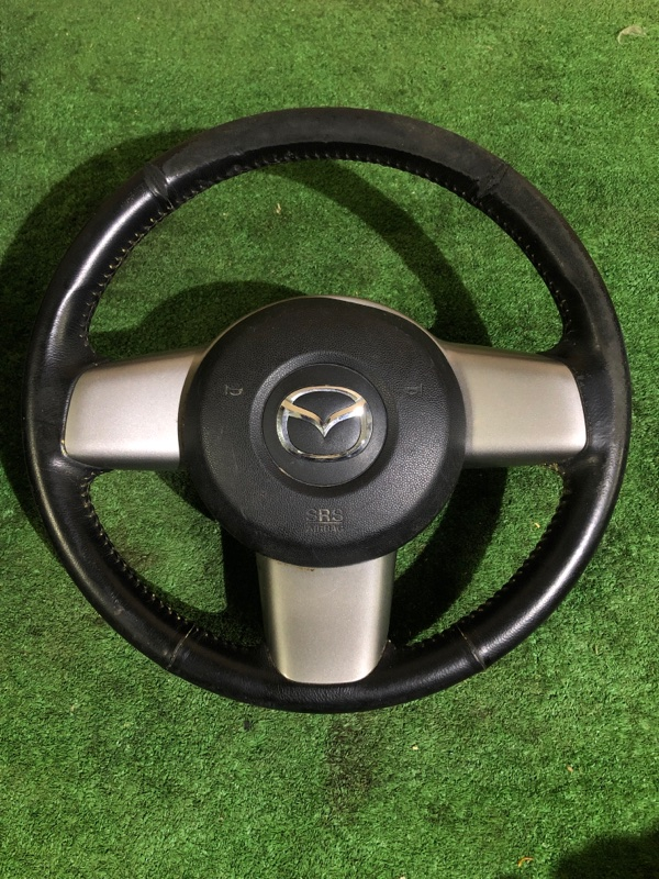 Руль Mazda Biante CCEFW (б/у)