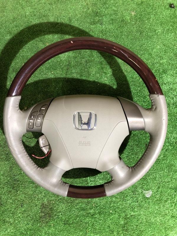 Руль Honda Stepwagon RF1 (б/у)
