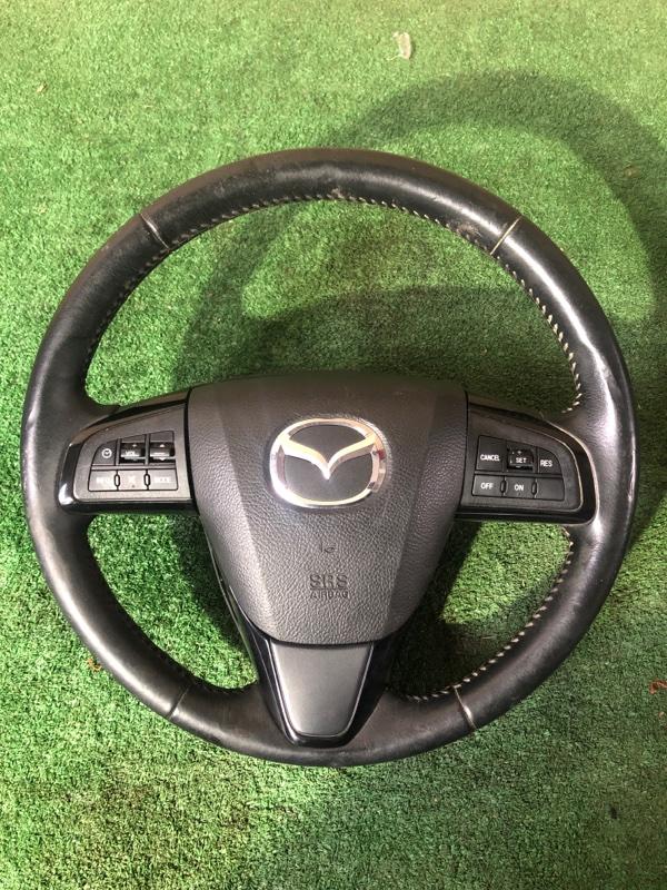 Руль Mazda 6 GH5FS (б/у)
