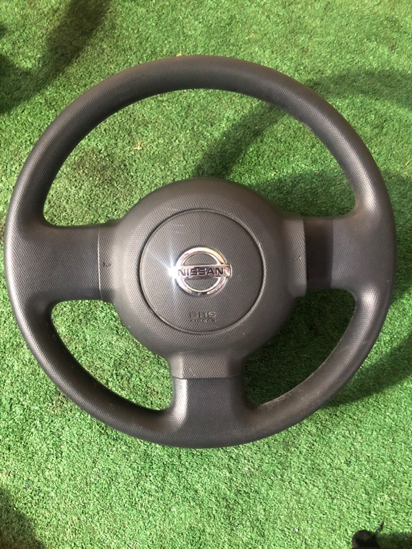 Руль Nissan Cube Z12 (б/у)