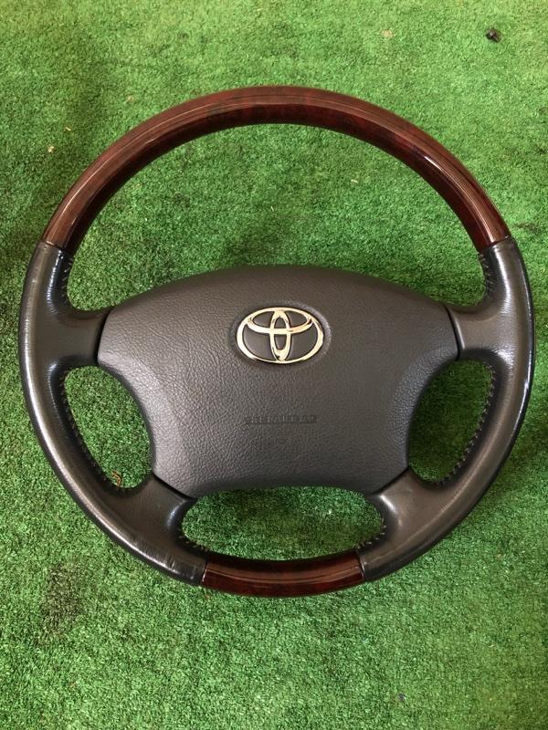 Руль Toyota Mark Ii GX110 1GFE (б/у)