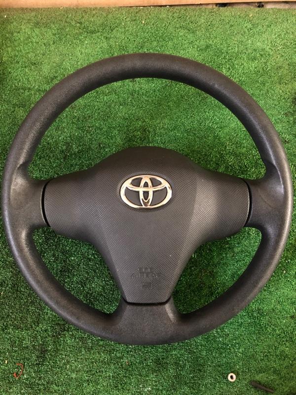 Руль Toyota Vitz KSP90 2006 (б/у)