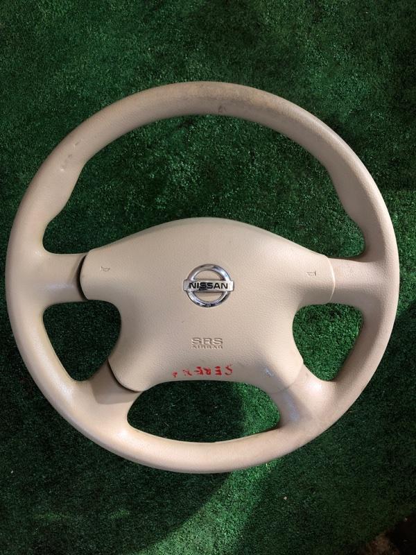 Руль Nissan Serena (б/у)