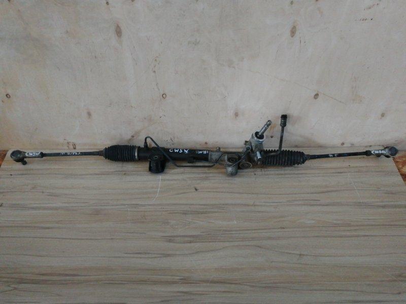 Рулевая рейка Mitsubishi Outlander Xl CW5W 4B12 (б/у)
