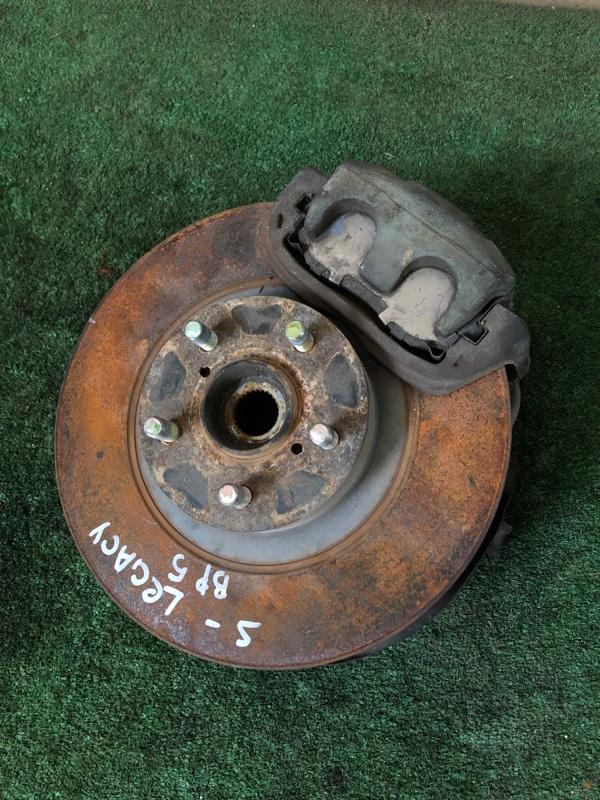 Ступица Subaru Legacy BP5 передняя правая (б/у)