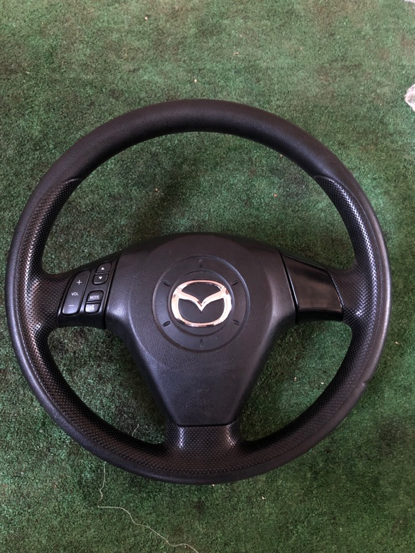 Руль Mazda 3 BK5P (б/у)