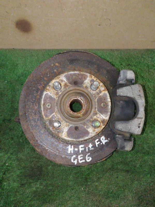 Ступица Honda Fit GE6 передняя правая (б/у)