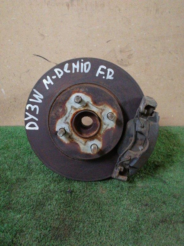 Ступица Mazda Demio DY3W передняя правая (б/у)