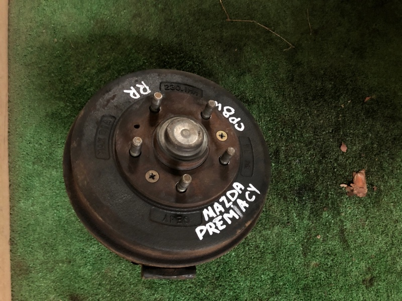 Ступица Mazda Premacy CP8W задняя правая (б/у)