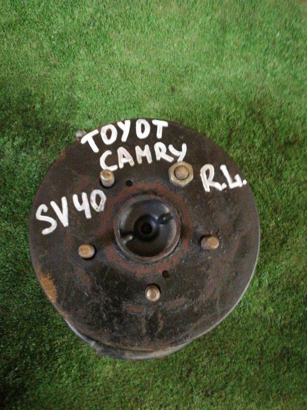 Ступица Toyota Camry SV40 задняя левая (б/у)