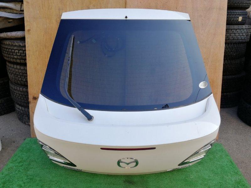 Крышка багажника Mazda 6 GH5FS (б/у)