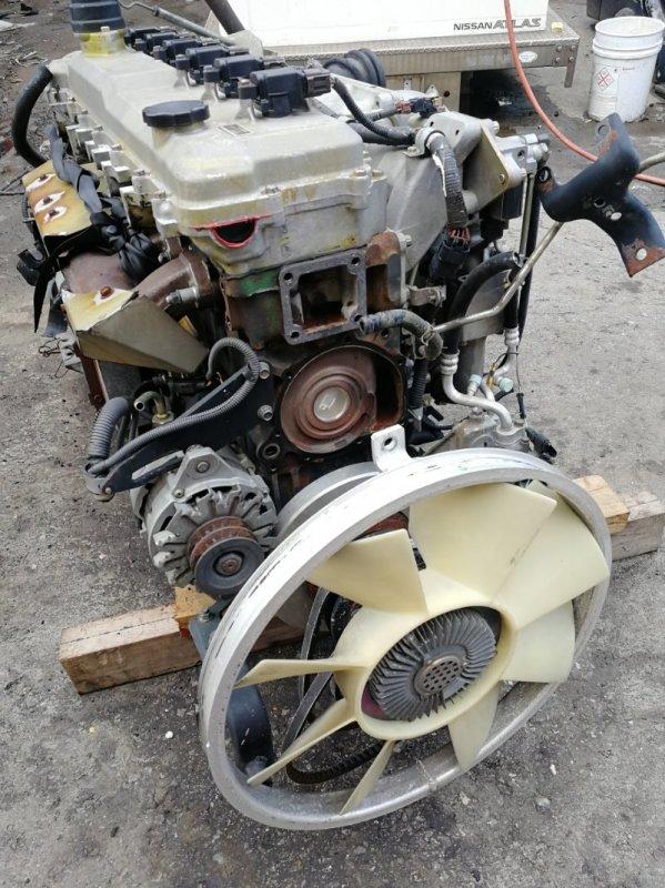 Двигатель Mitsubishi Fuso 6M61 (б/у)