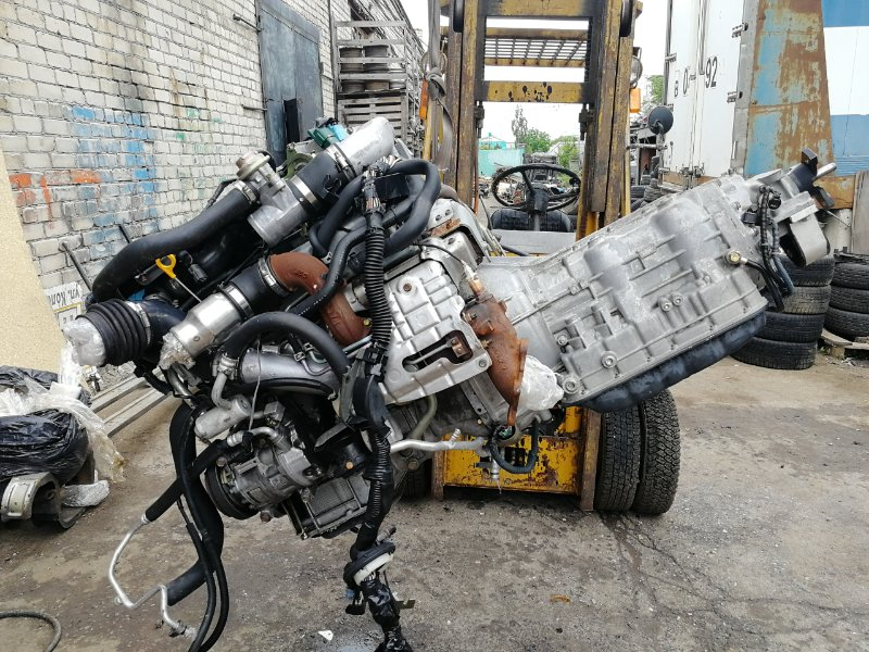 Двигатель Nissan Cedric HY34 VQ30DET (б/у)