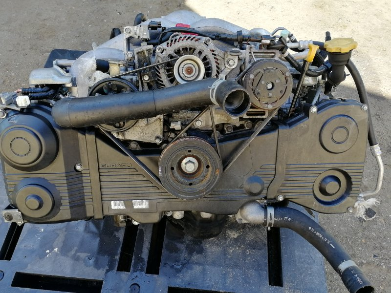 Двигатель Subaru Impreza GH3 EL15 (б/у)