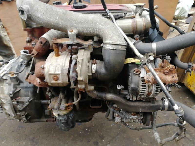 Двигатель Toyota Duna XZU N04CT (б/у)