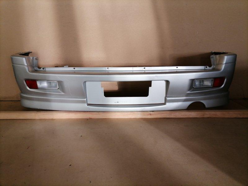 Бампер Mitsubishi Rvr N61W задний (б/у)
