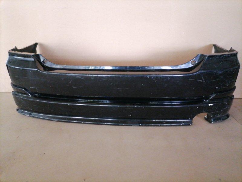 Бампер Honda Odyssey RA6 задний (б/у)