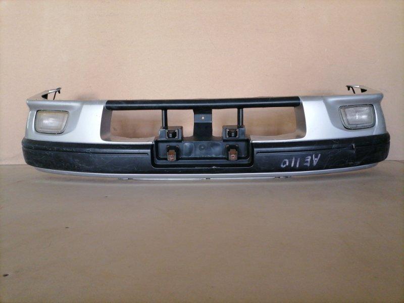 Бампер Toyota Corolla Sprinter Carib AE110 передний (б/у)