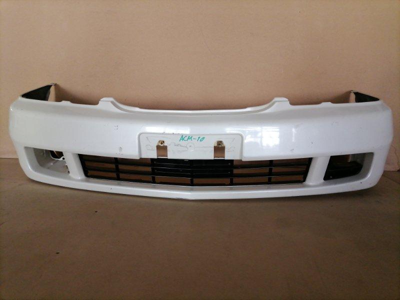 Бампер Toyota Gaia ACM10 передний (б/у)
