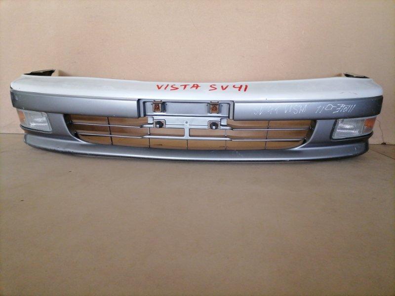Бампер Toyota Vista SV41 передний (б/у)