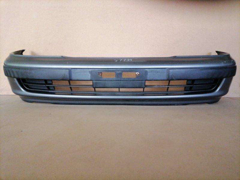 Бампер Toyota Caldina ST195 передний (б/у)