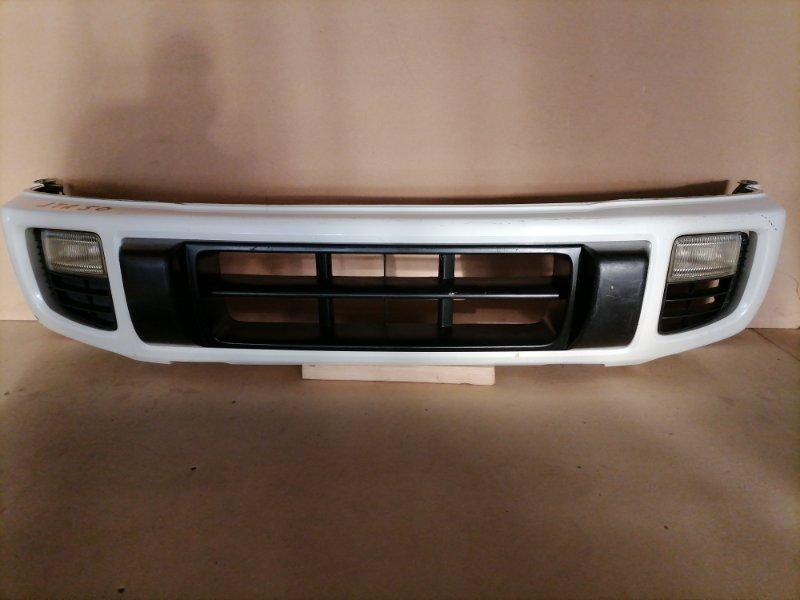 Бампер Nissan Terrano Regulus JTR50 передний (б/у)