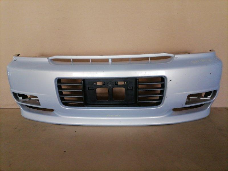 Бампер Nissan Elgrand E50 передний (б/у)