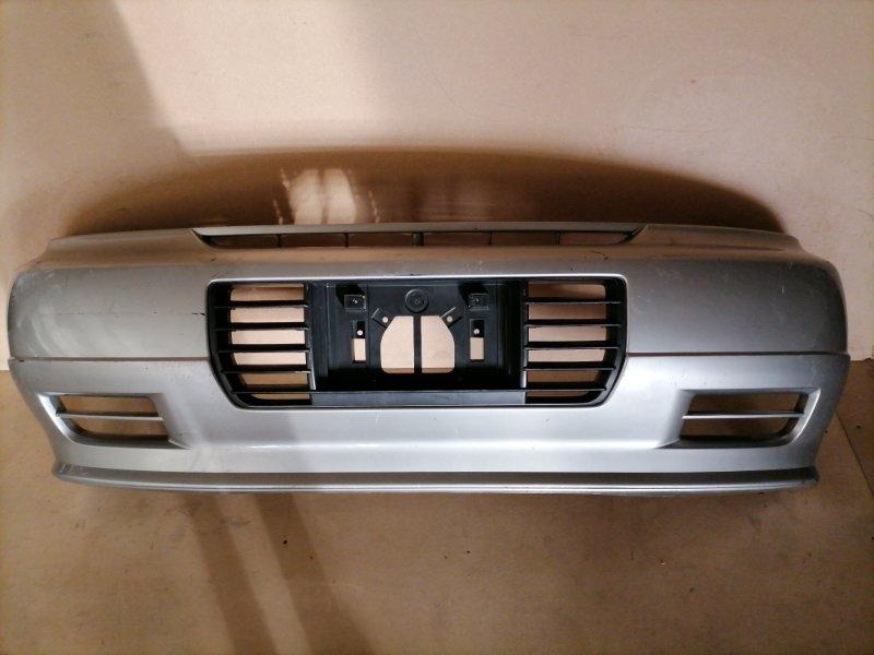 Бампер Nissan Elgrand ATWE50 передний (б/у)