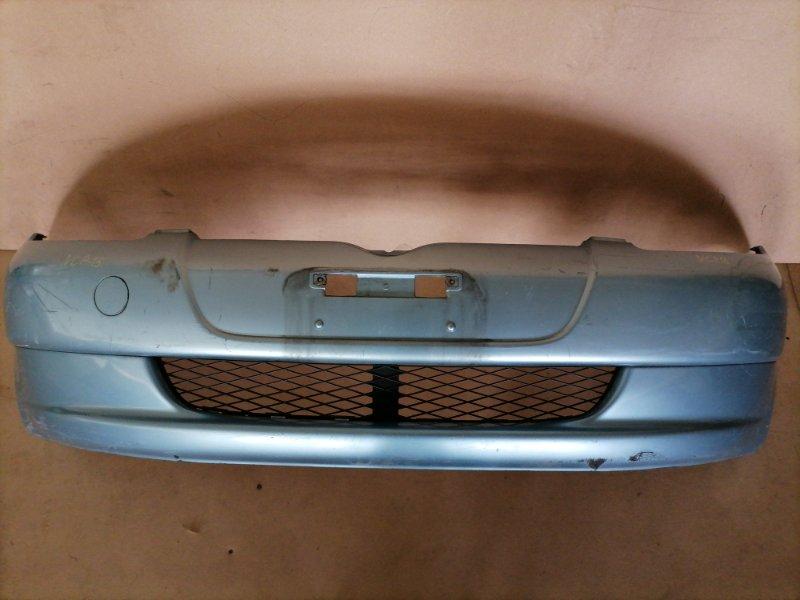 Бампер Toyota Vitz NCP15 передний (б/у)