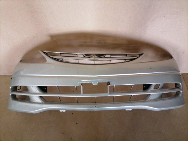 Бампер Toyota Estima MCR30 передний (б/у)