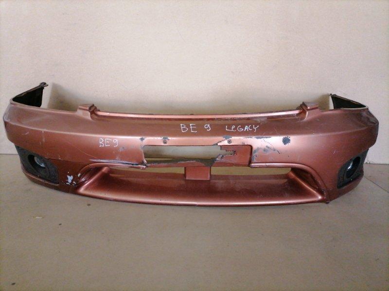 Бампер Subaru Legacy BE9 передний (б/у)