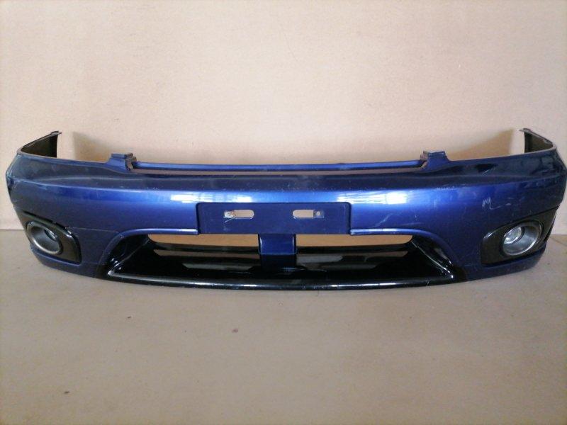 Бампер Subaru Legacy передний (б/у)