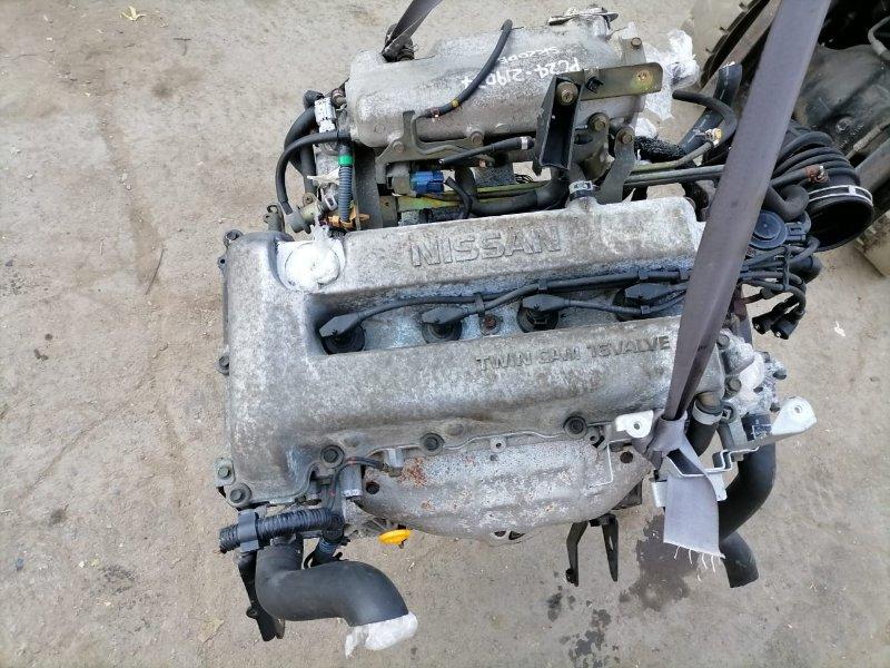 Двигатель Nissan Serena PC24 SR20 (б/у)