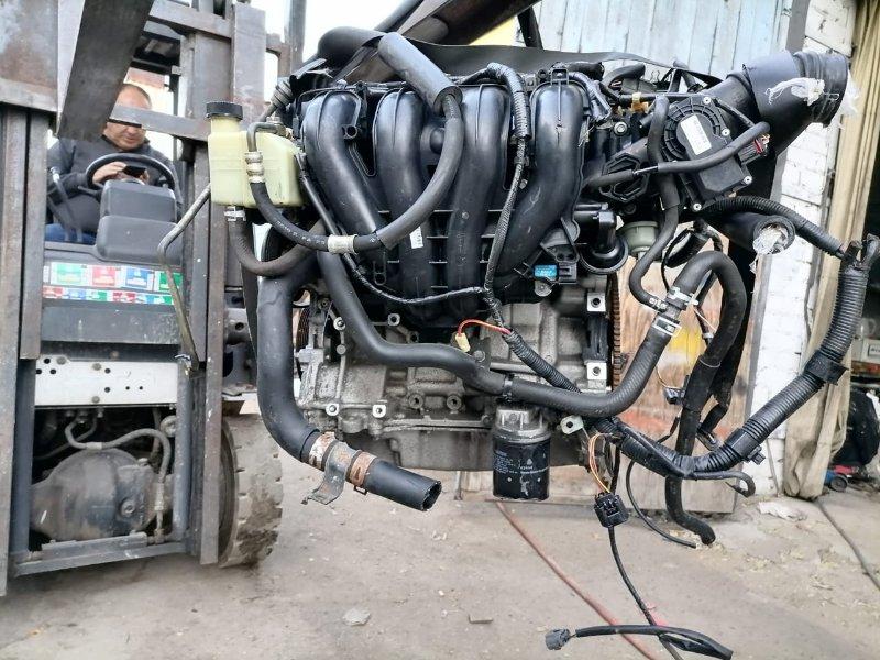 Двигатель Mazda 6 GGEP LF (б/у)