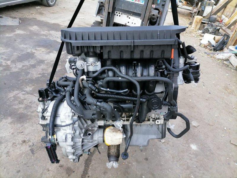 Двигатель Vw Polo 9NBKY BKY (б/у)