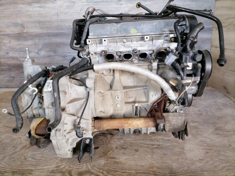 Двигатель Ford Focus 1-6L (б/у)