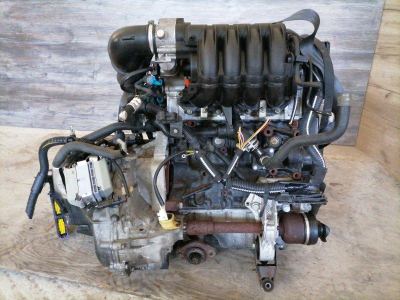 Двигатель Peugeot 206 VF32 (б/у)