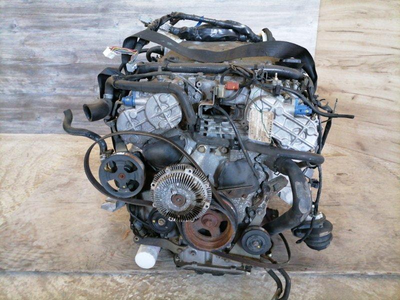 Двигатель Nissan Skyline VQ25 (б/у)