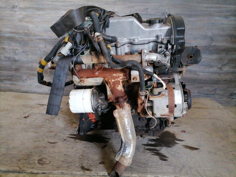 Двигатель Toyota Corolla 1C (б/у)