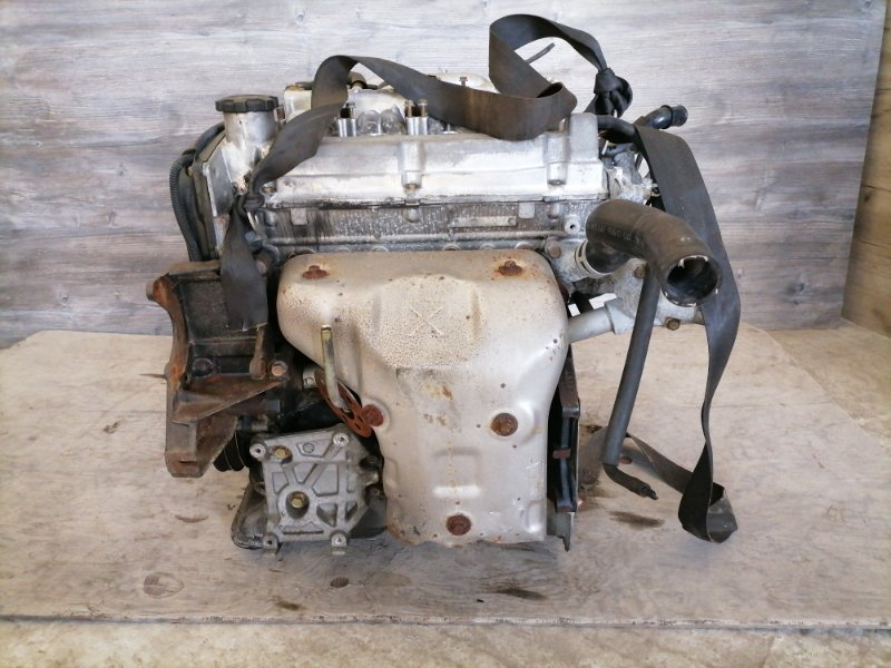 Двигатель Mitsubishi Galant EA1A 4G93 (б/у)