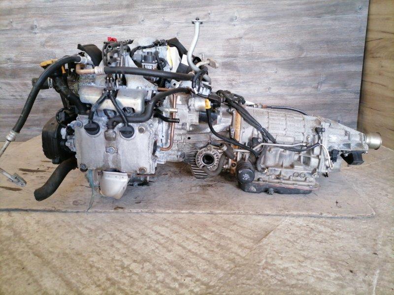Двигатель Subaru BP5 EJ20 (б/у)