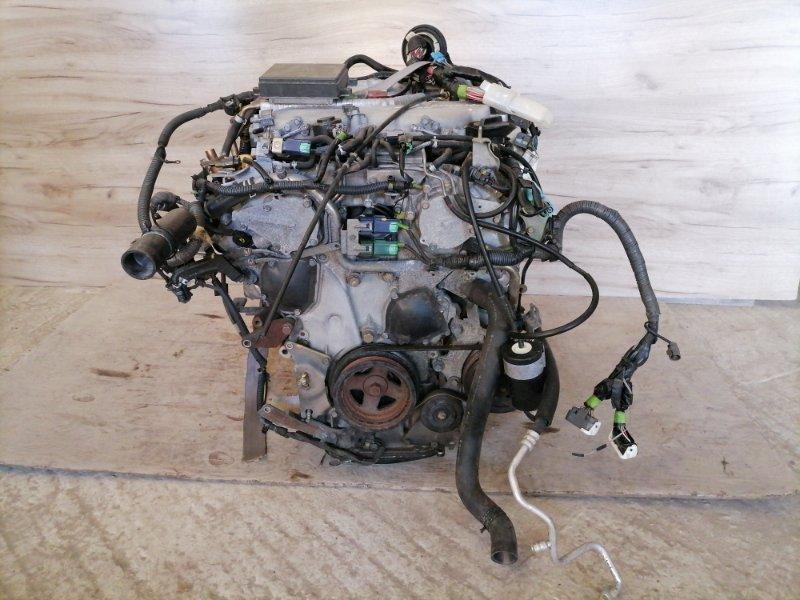 Двигатель Nissan Gloria HY34 VQ30 (б/у)
