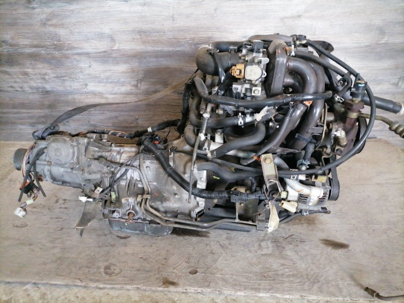 Двигатель Daihatsu Terios Kid J111G EFDEM (б/у)