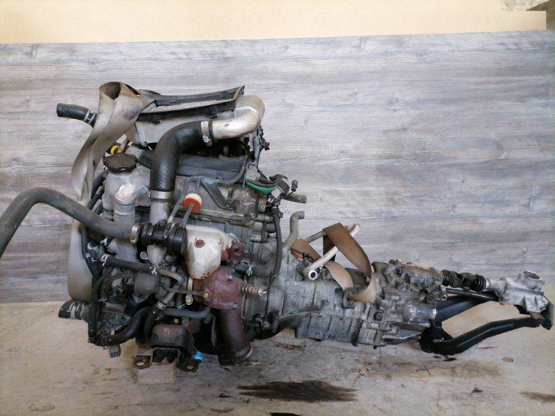 Двигатель Suzuki Jimny JB23W K6AT (б/у)