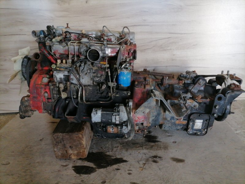 Двигатель Hino Ranger W04D (б/у)