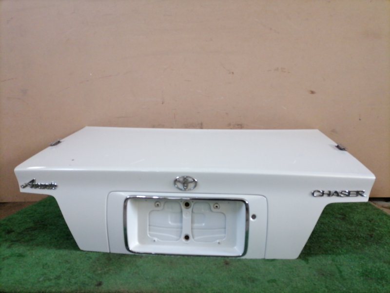 Крышка багажника Toyota Chaser GX100 (б/у)